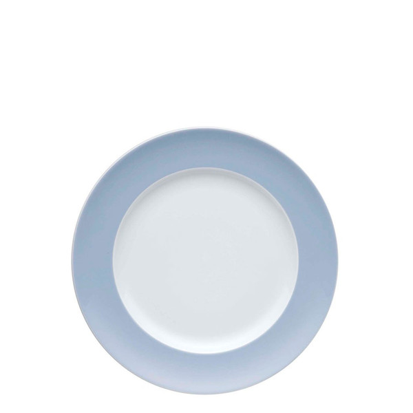 Salad Plate, 8 1/2 inch | Sunny Day Pastel Blue