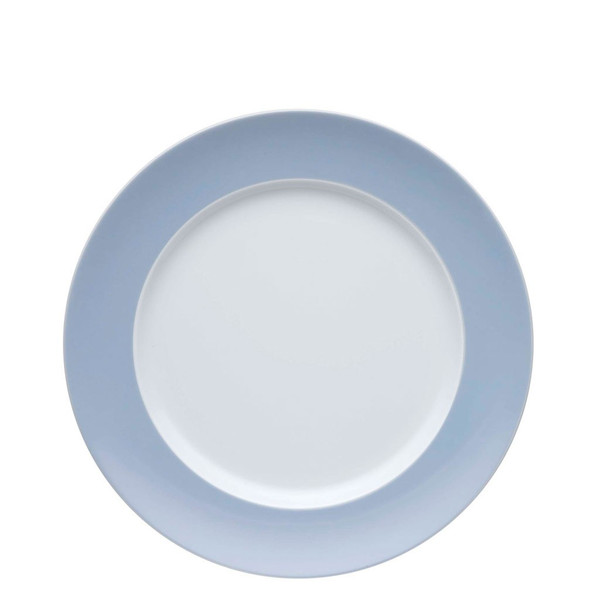 Dinner Plate, 10 1/2 inch | Sunny Day Pastel Blue
