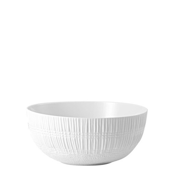 Bowl, 9 3/4 inch   Rosenthal Structura Ribs