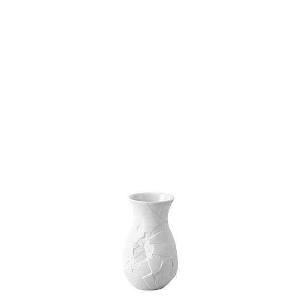 Vase Of Phases White Matt Mini Vase 4 Inch Mini Vase Rosenthal Shop
