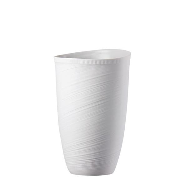 Vase, 12 1/2 inch | Rosenthal Papyrus White