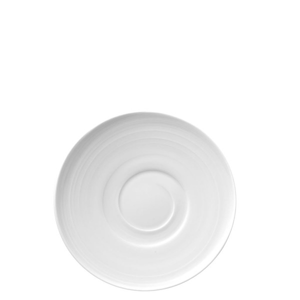 Coffee Saucer, 5 1/2 inch | Rosenthal Papyrus White