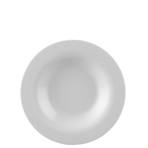 Rim Soup, 9 1/2 inch | Moon White