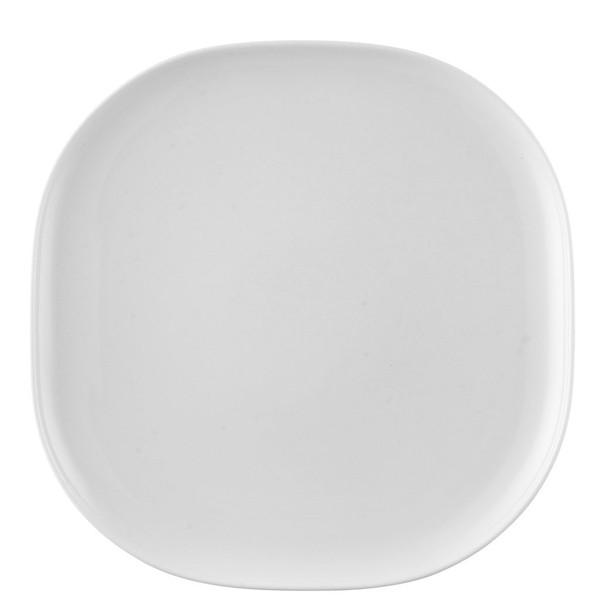 Platter, 12 1/4 inch   Moon White