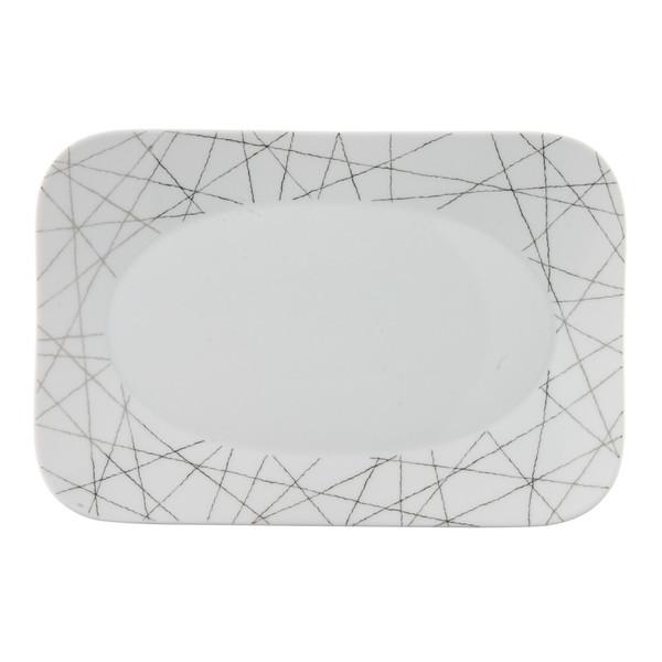 Platter, 12 1/2 inch   Rosenthal Free Spirit Stars