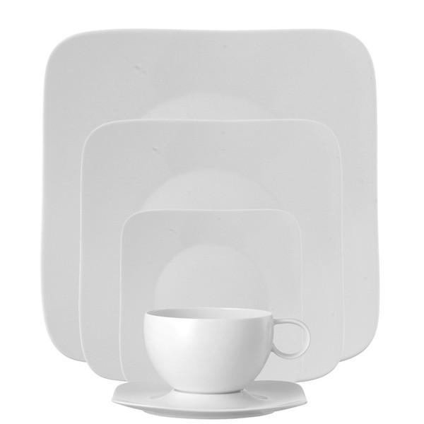 5 Piece Place Setting (5 pps) | Free Spirit  sc 1 st  Rosenthal & Modern \u0026 Design Dinnerware | Rosenthal Shop