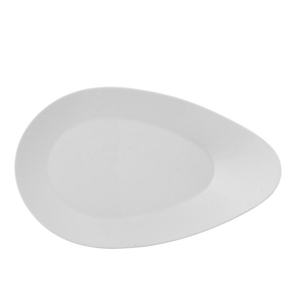 Gourmet Plate, 15 3/4 inch | Rosenthal Free Spirit White