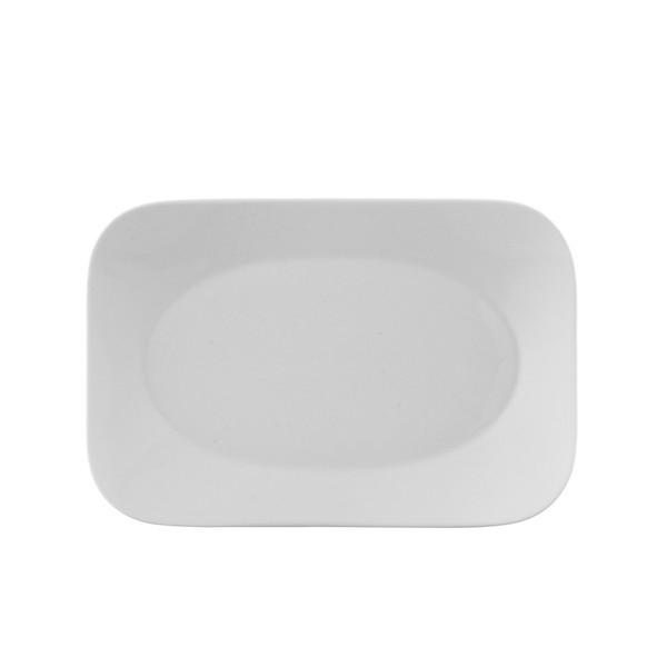 Platter, 10 1/2 inch | Rosenthal Free Spirit White