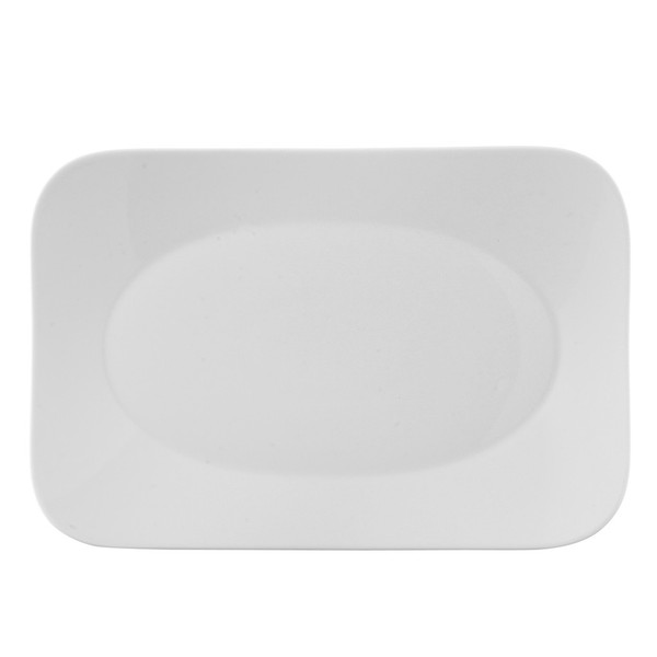 Platter, 12 1/2 inch | Rosenthal Free Spirit White