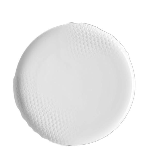 Dinner Plate, 11 inch | Landscape White