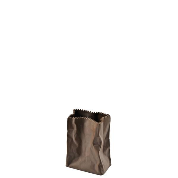 Paper Bag Vase, 4 inch | Bag Vase