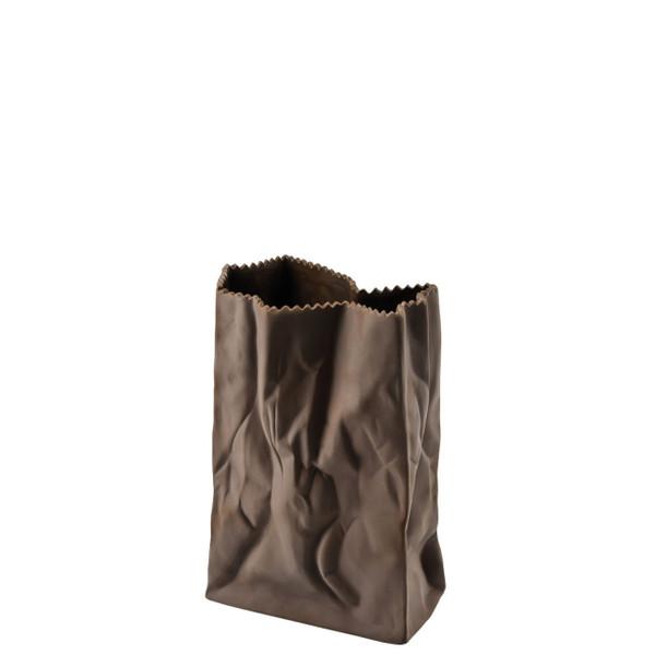 Paper Bag Vase, 7 inch | Bag Vase
