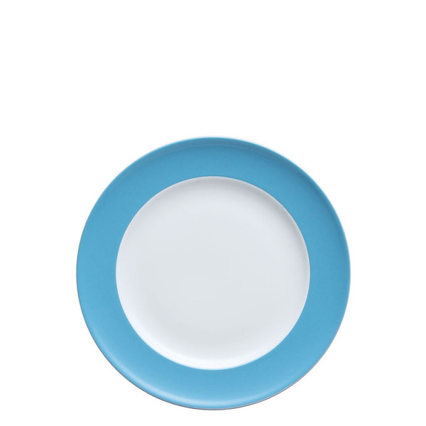 Salad Plate, 8 1/2 inch | Sunny Day Waterblue