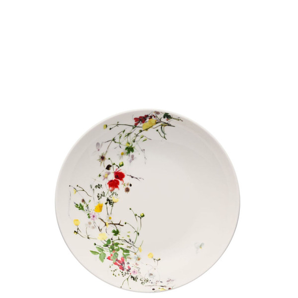 Soup Plate, coupe, 8 1/4 inch | Rosenthal Brillance Fleurs Sauvages