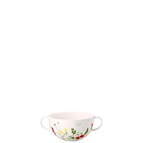 Creamsoup Cup | Rosenthal Brillance Fleurs Sauvages