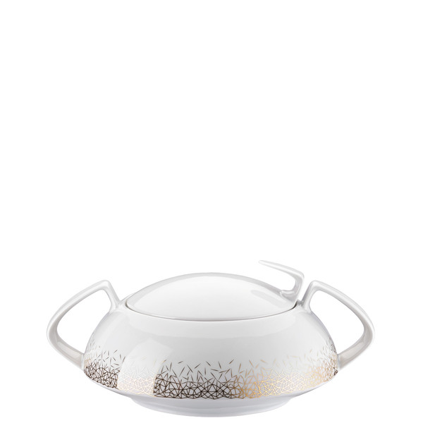 Vegetable Bowl, covered, 54 ounce | Rosenthal TAC Palazzo