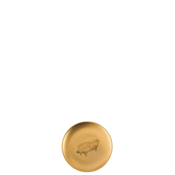 Plate, 4 inch | Rosenthal TAC Palazzo RORO Gold