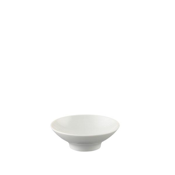 Dip Dish, Round, 1 ounce   Loft White