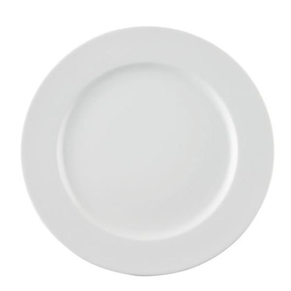 Service Plate, 12 1/4 inch | Thomas Vario White
