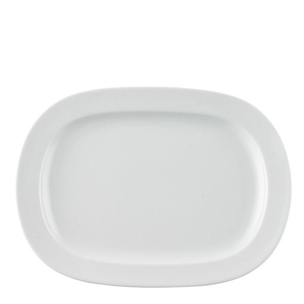 Platter, 12 inch | Thomas Vario White