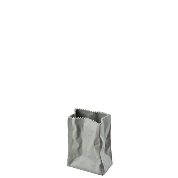 Vase, Stone, 4 inch | Paper Bag Vase