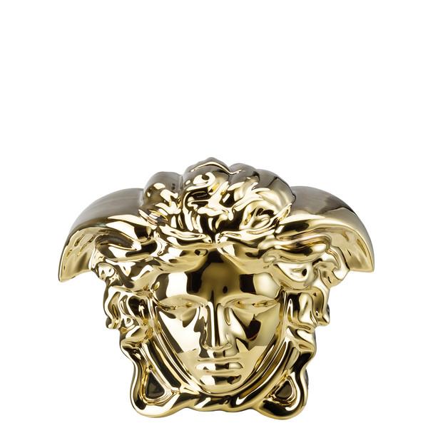 Gold Money Box, 4 inch | Break The Bank