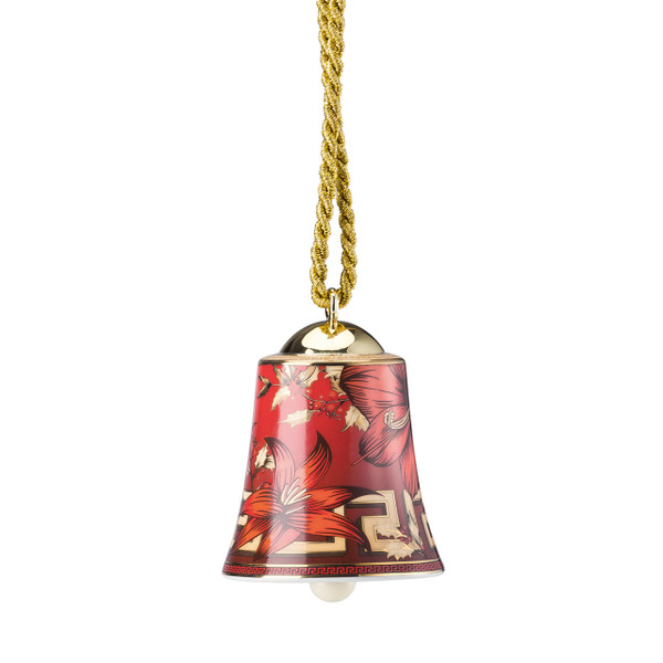 Glitter Bell, 2 3/4 inch   Christmas Blooms