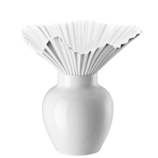 Vase, 10 1/2 inch   Rosenthal Falda