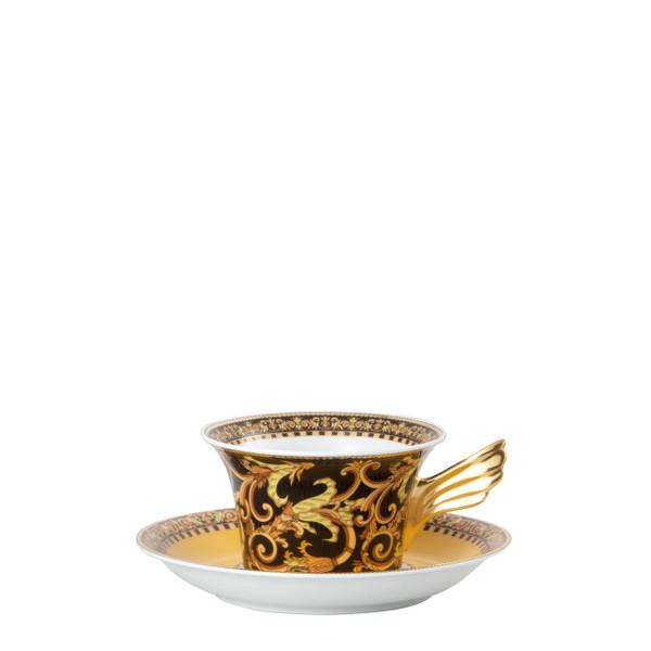 Tea Cup & Saucer, 6 1/4 inch, 7 ounce | Barocco
