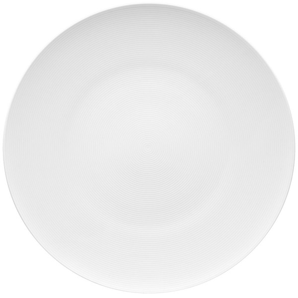Service Plate, 13 inch | Thomas Loft White