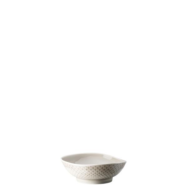 Bowl, Pearl Grey, 4 3/4 inch, 5 ounce | Junto