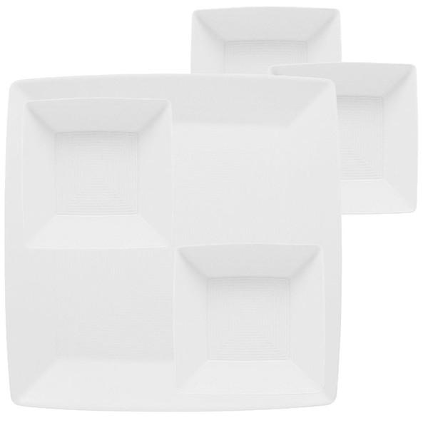 Hors d'oeuvre Set, 5 pcs. | Loft White