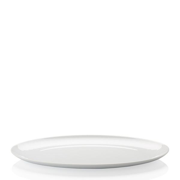 Platter, Oval, 15 inch | Joyn White