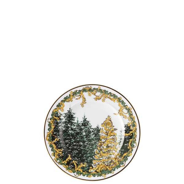 Bread and Butter Plate, 7 inch | A Winter's Night