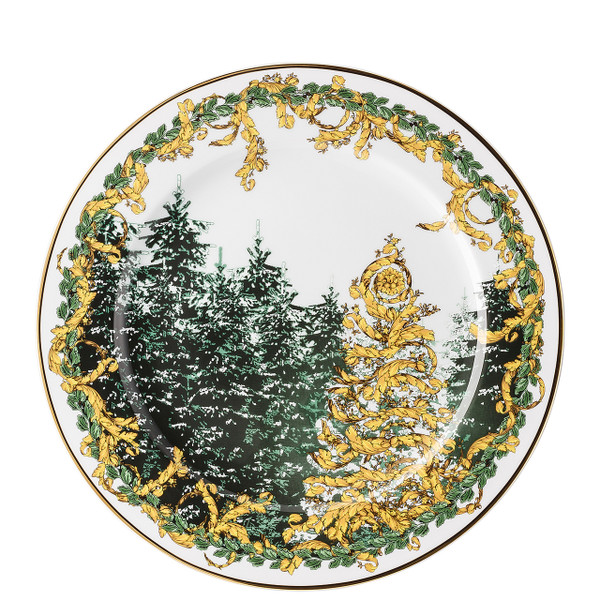 Christmas Plate, 11 3/4 inch | A Winter's Night
