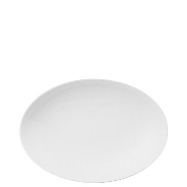 Platter, 10 1/2 inch   Loft White