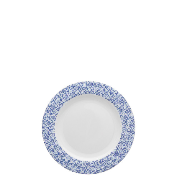 Bread & Butter Plate, 7 inch   Moon Cipango Blue