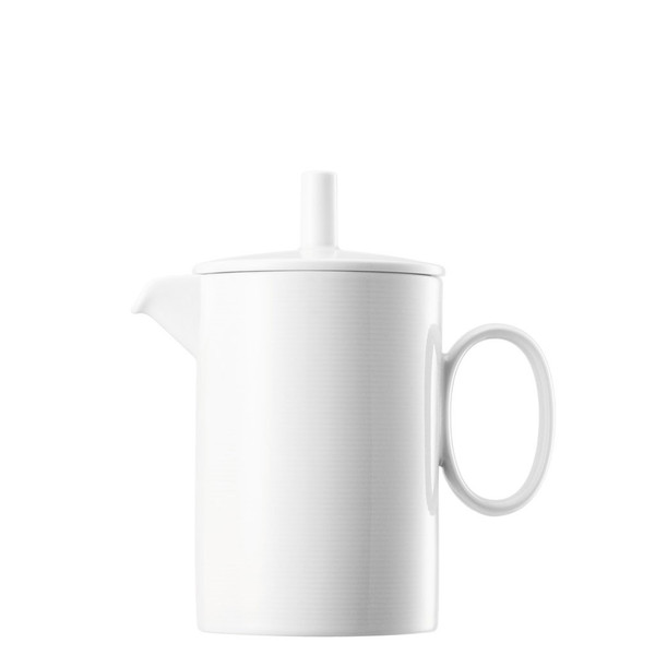 Coffee Pot, 38 ounce | Loft White