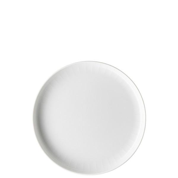 Gourmet Plate, 8 2/3 inch | Joyn White