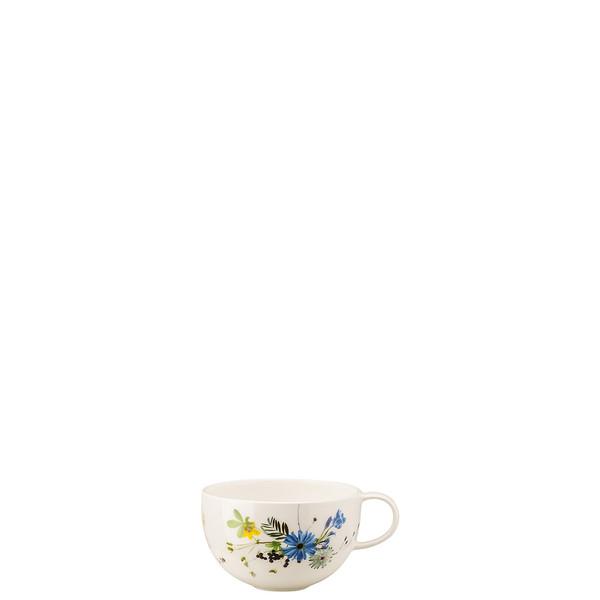 Tea Cup / Cappuccino Cup, 9 ounce | Brillance Fleurs des Alpes