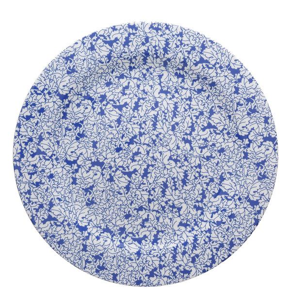 Service Plate, 12 1/4 inch | Moon Cipango Blue