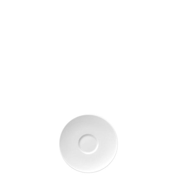 Espresso Saucer, 4 1/2 inch | Loft White