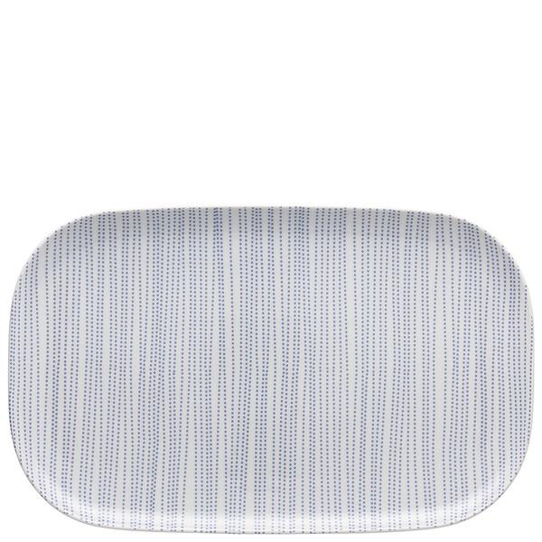 Platter, 15 inch | Moon Cipango Blue