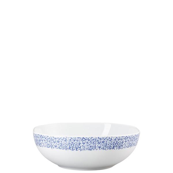 Vegetable Bowl, Open, 8 1/2 inch, 57 ounce   Moon Cipango Blue