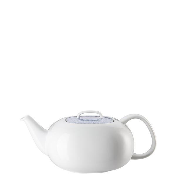 Tea Pot, 51 ounce   Moon Cipango Blue