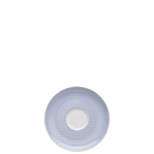 Coffee Saucer, 5 2/3 inch | Moon Cipango Blue