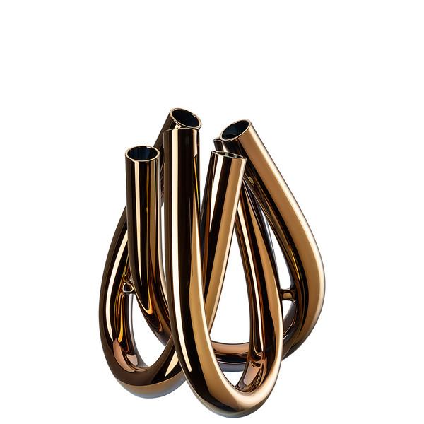 Vase, Copper, 8 1/2 inch | Triu