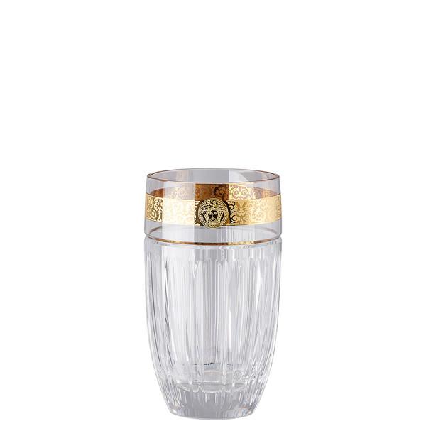 Crystal Vase, 8 1/2 inch | Gala Prestige Medusa Clear