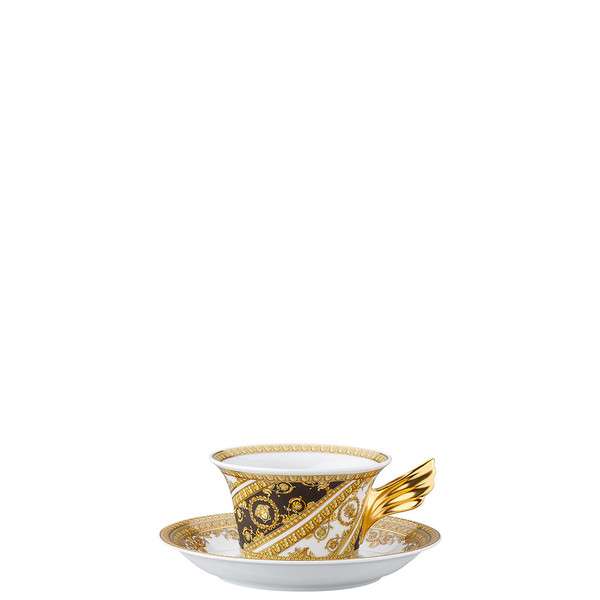 Tea Cup & Tea Saucer | 25 Years I Love Baroque