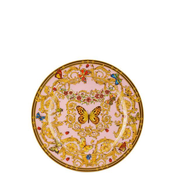 Dessert Plate, 8 1/2 inch   25 Years Le Jardin de Versace